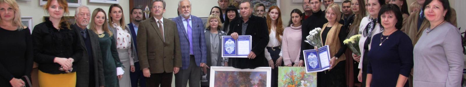 Gallery Painter Alina Slavgorodskaya