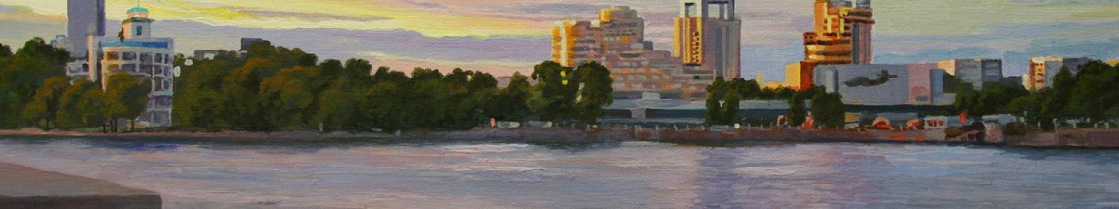 Gallery Painter Alexander Samokhvalov