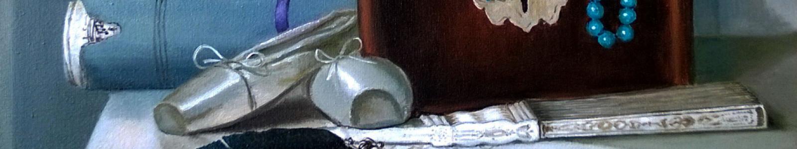 Galerie Peintre Slava Chilikin