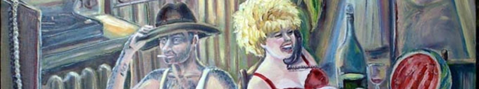 Gallery Painter Irina Garshina