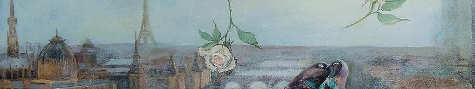 Gallery Painter Agrafena Gandzyuk