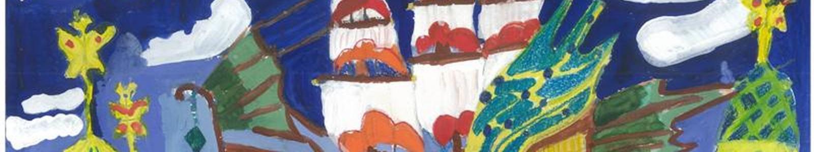 Gallery Graphic artist Olga Chernova