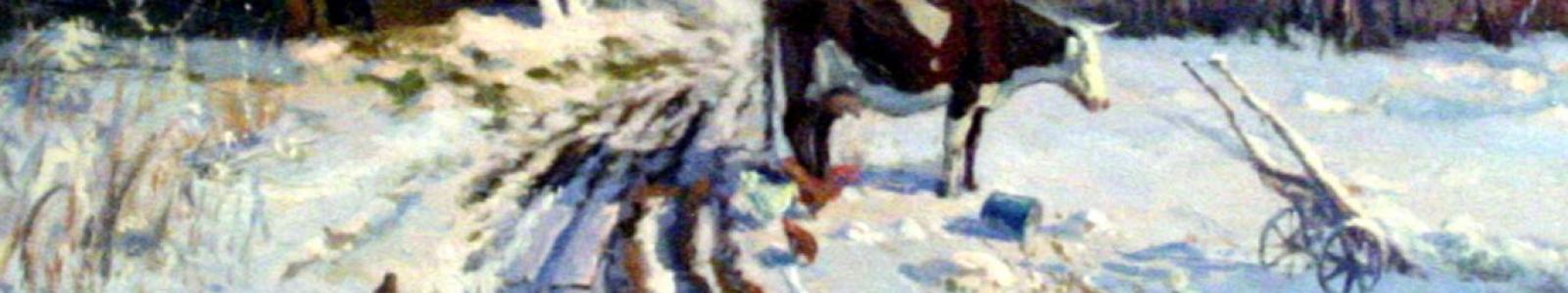 Gallery Painter EVGENU BUCHNEV