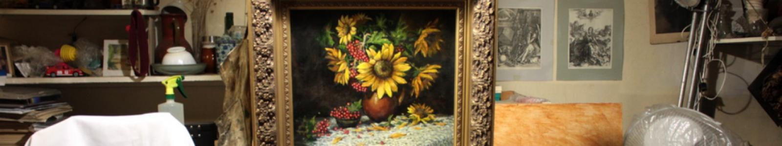 Gallery Painter Nikolay Larin