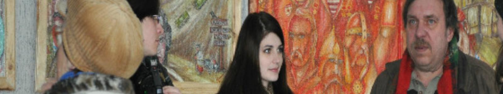 Gallery Painter Alik Danilov