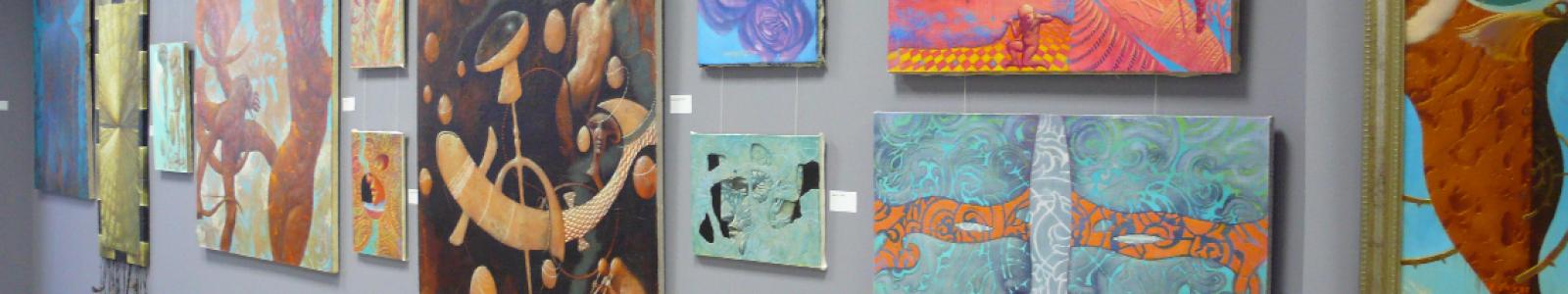 Gallery Painter Nikodim Leibham