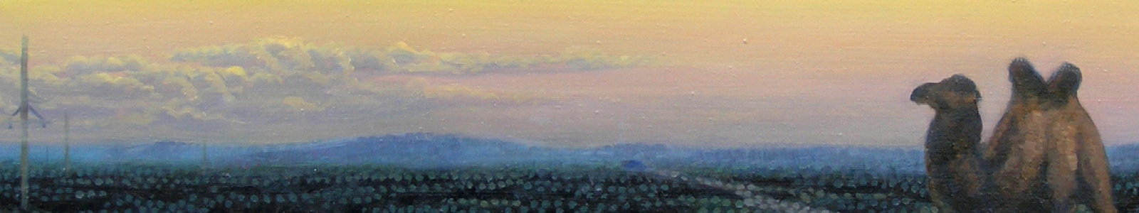 Gallery Painter Kaliolla Akhmetzhan