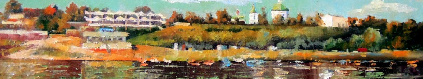 Gallery Painter Aleksander Shchebunyaev