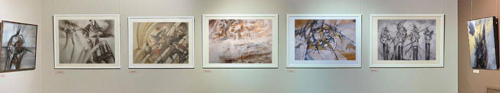Gallery Painter Andrey Kreminskiy