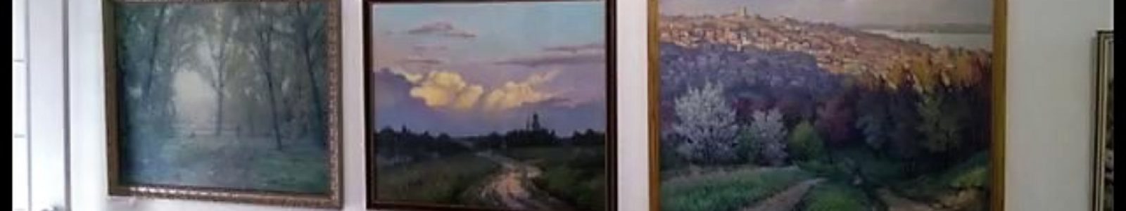 Gallery Painter Alexander Kusenko