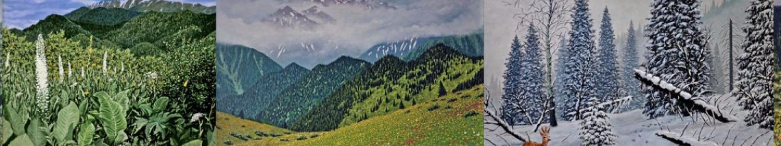 Gallery Painter Alexandr Babkin