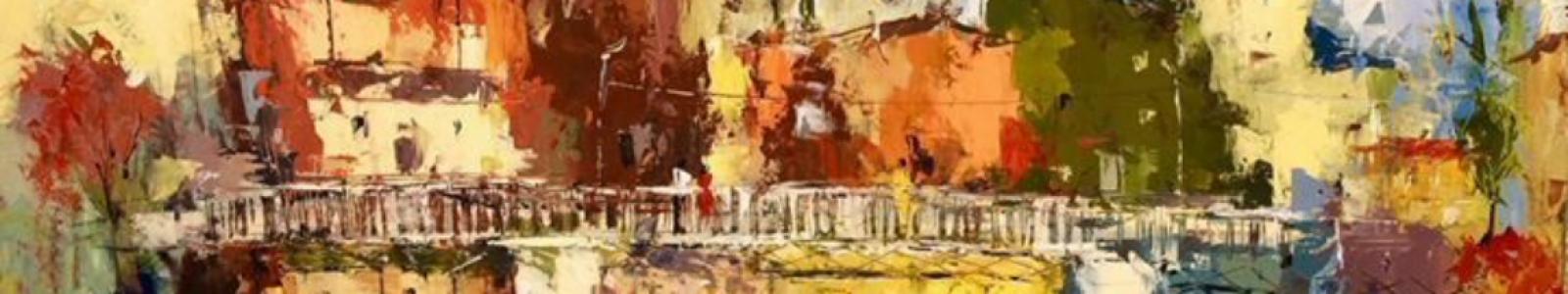 Gallery Painter David Kezevadze