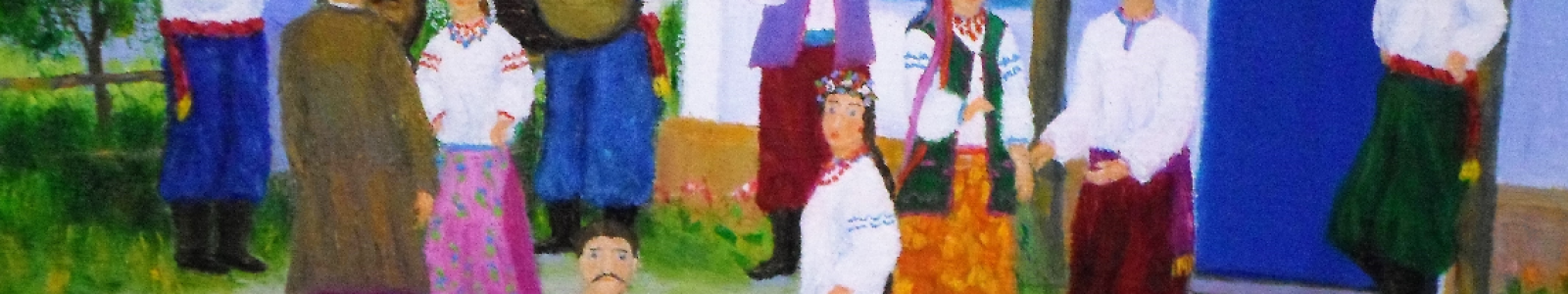 Gallery Painter Majkl Shkvarok