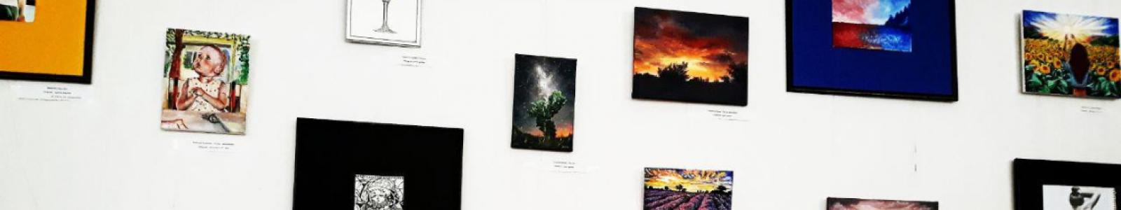 Gallery Painter Kateryna Ganina