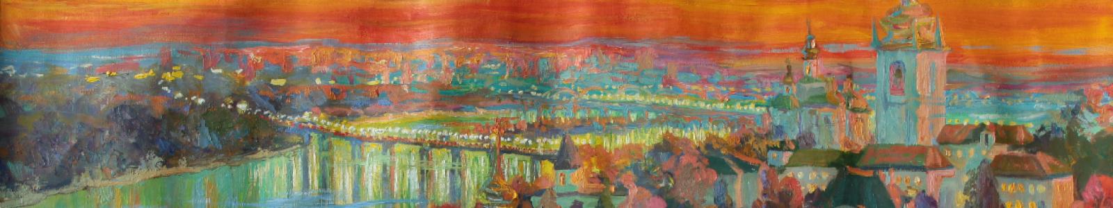 Gallery Painter Illia Yarovyi
