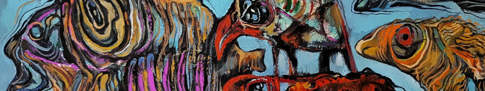 Gallery Painter Redas Luciunas