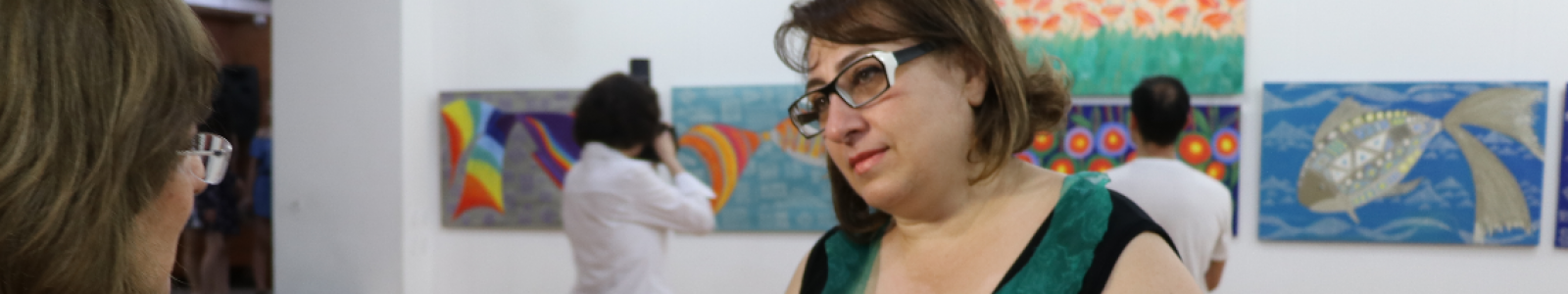 Gallery Designer Narine Gevorgyan