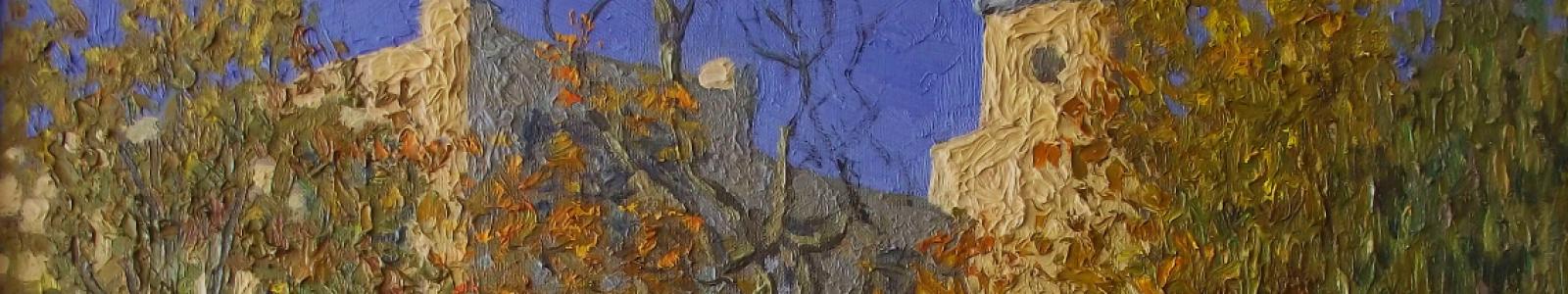 Gallery Painter Vasiliy Molokov