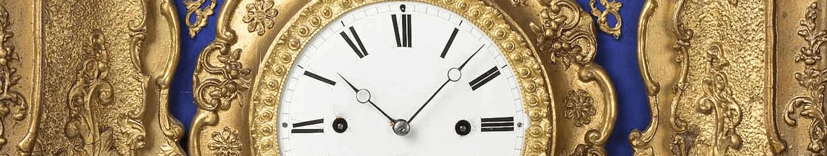 Антиквариат часы настенные
