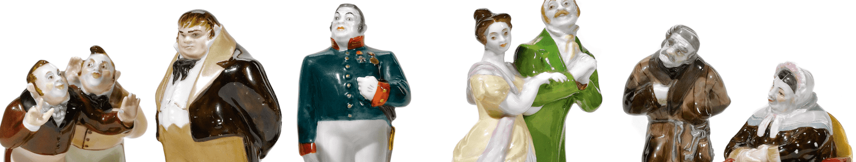 antique porcelain figurines