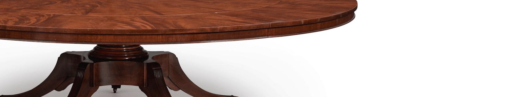 Антикварные обеденные столы