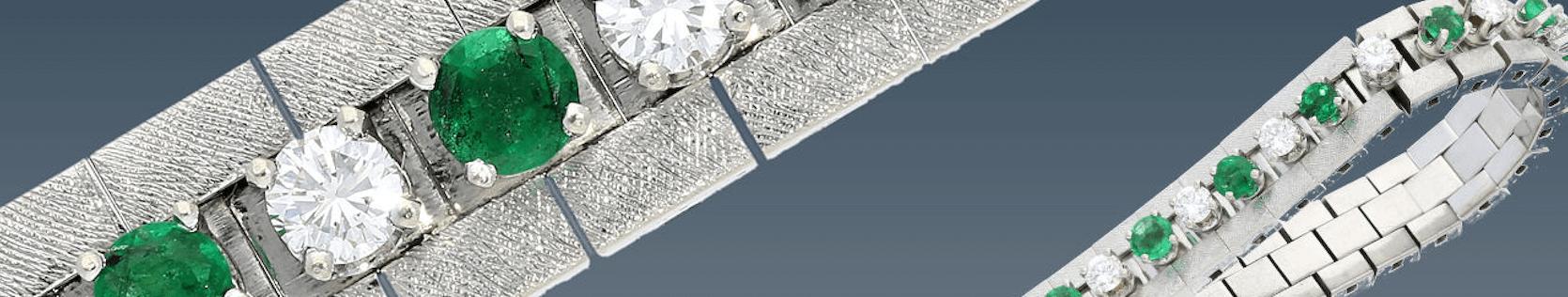 Антикварные браслеты