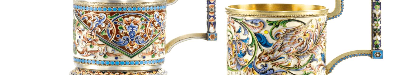 antique cup holder