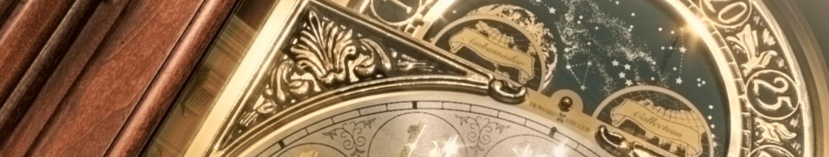 антикварные часы с боем