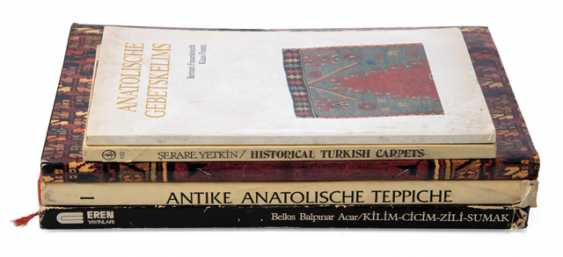 Konvolut Teppichliteratur - photo 1