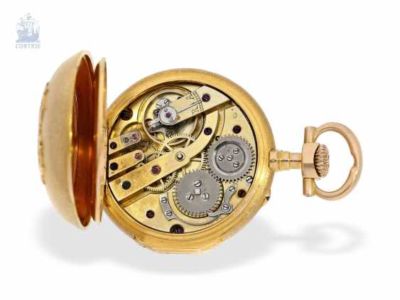 Pocket watch/Anhängeuhr: very rare and extraordinary watch in the Louis XVI style, signed Breguet No. 3555, CA. 1875 - photo 6