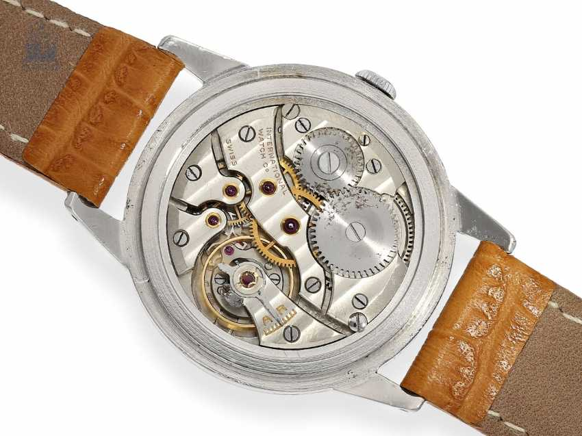 Watch: large, early IWC men's watch from 1947, very nice condition - photo 2
