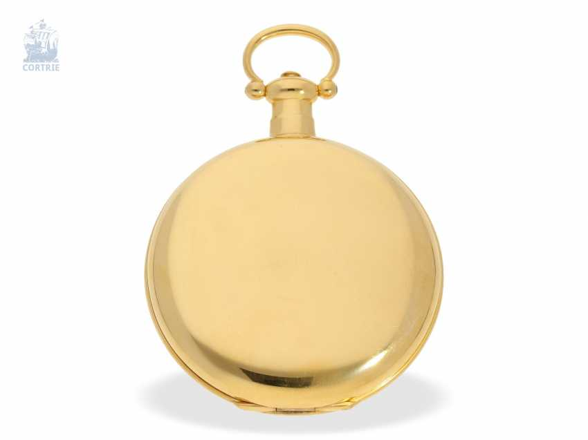 Pocket watch: extremely magnificent pocket watch for the Chinese market, signed Bovet Fleurier , CA. 1850 - photo 3