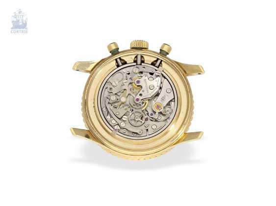 "Armbanduhr: gesuchter Chronograph, Breitling Navitimer Cosmonaute ""24 hours"", Ref. 81600, ca.1980 - photo 2"