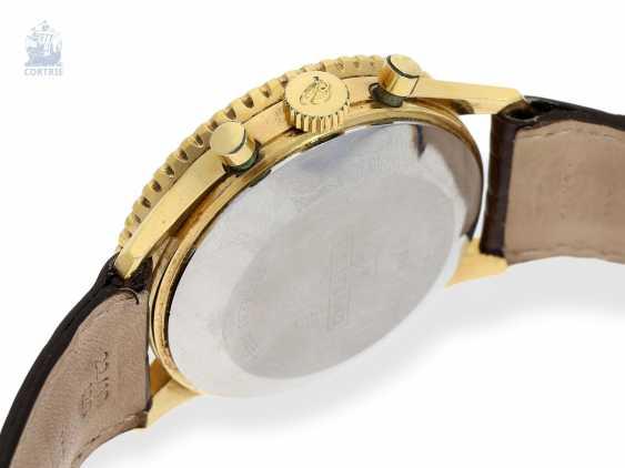 "Armbanduhr: gesuchter Chronograph, Breitling Navitimer Cosmonaute ""24 hours"", Ref. 81600, ca.1980 - photo 4"