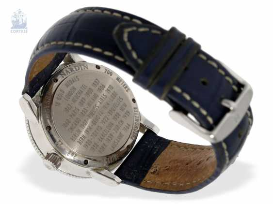 Watch: wanted men's, large, Ulysse Nardin marine chronometer 1846 with power reserve, Ref. 263 - photo 2