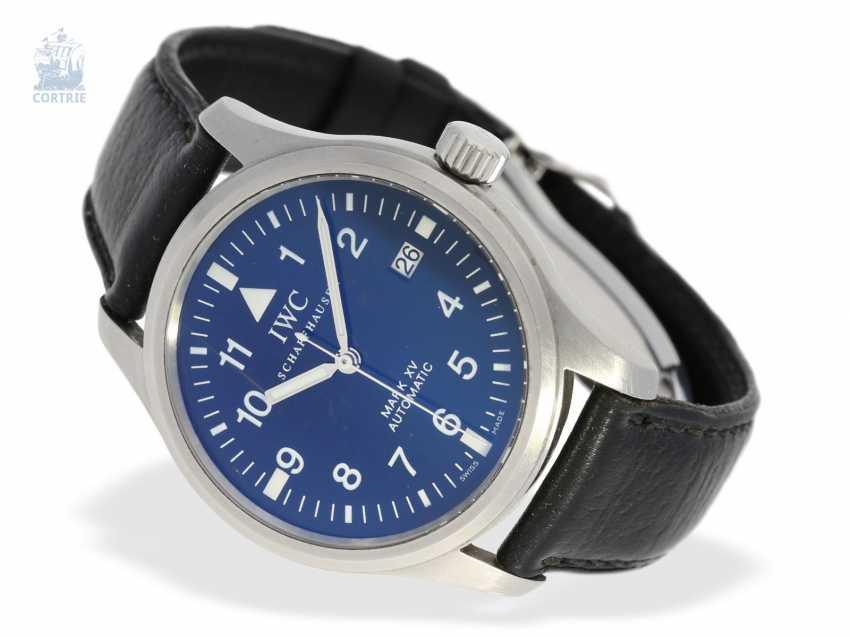 Wrist watch: great automatic IWC watch Mark XV, Ref fly.3253 - photo 3