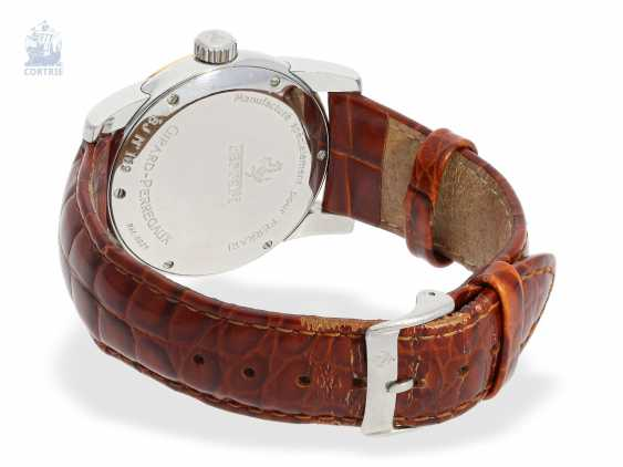 "Watch: a limited edition men's watch, Girard Perregaux ""Ferrari"", Ref.8025, steel/Gold, approx 2000 - photo 2"