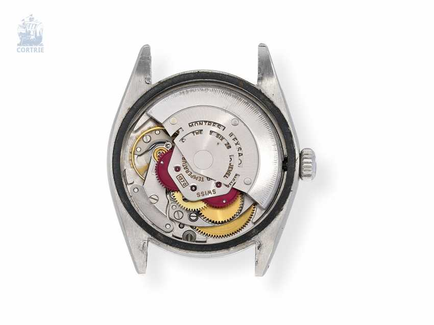 Watch: vintage Rolex Date Chronometer, stainless steel - photo 3