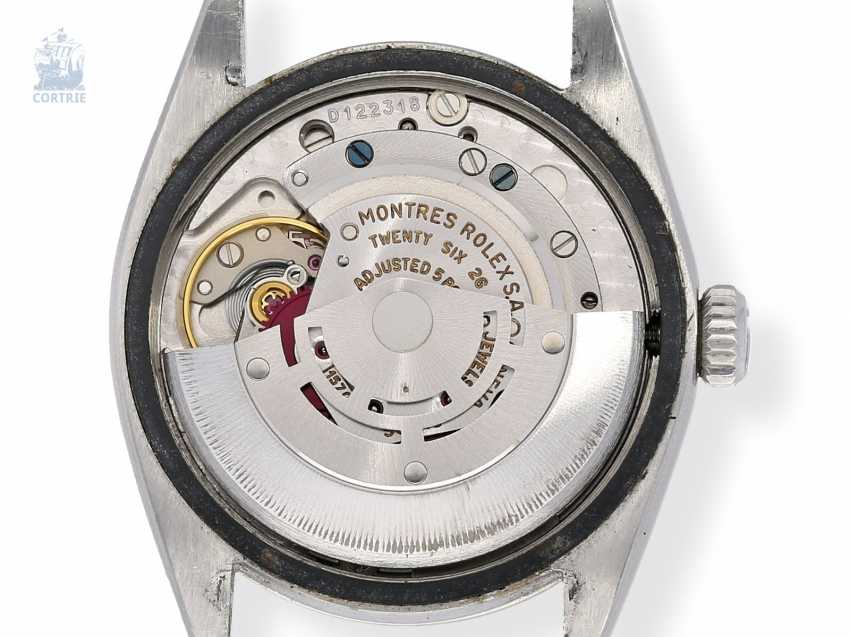 Watch: vintage Rolex Date Chronometer, stainless steel - photo 6