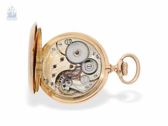 "Taschenuhr: Omega Rarität, Observatoriums-Chronometer ""CHRONOGRAPH ""CALIBER DDR"" No. 2584707, ac 1920 - photo 7"