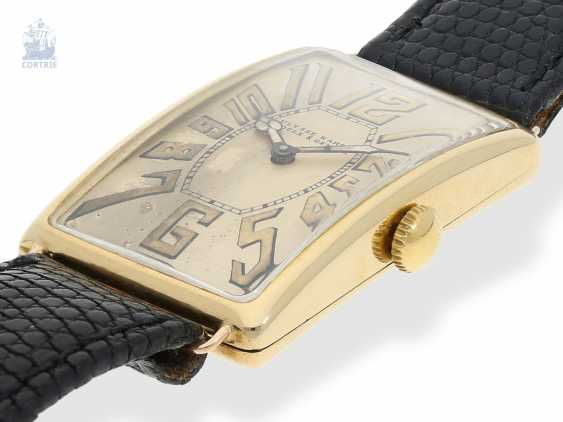 """Watch: ancient, oversized men's watch from 1917, the Ulysse Nardin """"type Pedro the degree of"""" master excerpt from the book, the only known copy! - photo 1"""