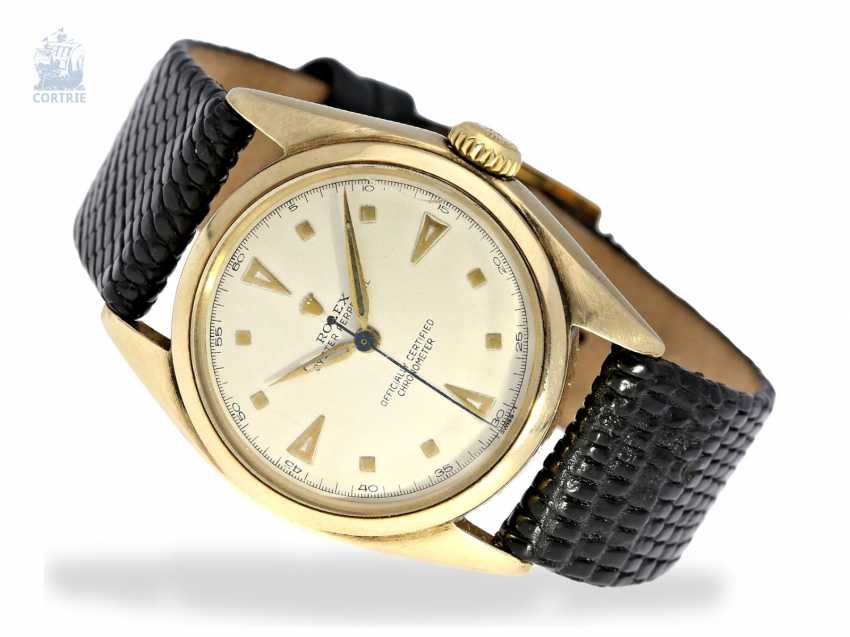 Watch: rare, early Rolex Bubble Back, Ref.6048, probably 1949 - photo 1