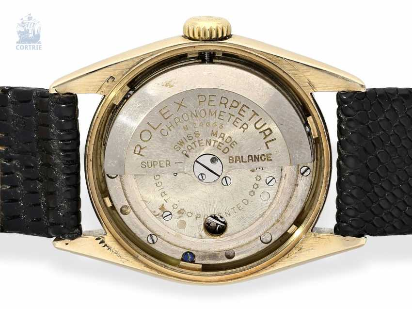 Watch: rare, early Rolex Bubble Back, Ref.6048, probably 1949 - photo 2