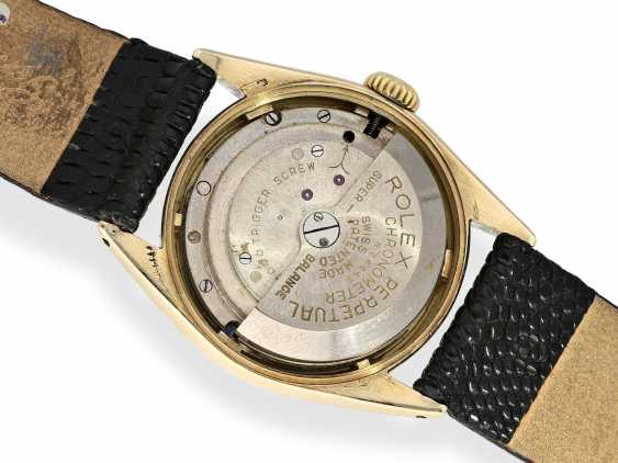 Watch: rare, early Rolex Bubble Back, Ref.6048, probably 1949 - photo 3