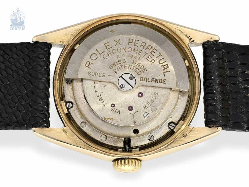 Watch: rare, early Rolex Bubble Back, Ref.6048, probably 1949 - photo 5