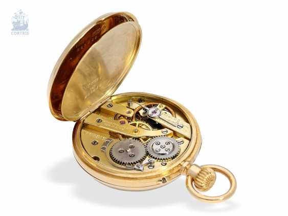 Pocket watch: very fine Patek Philippe pocket watch with original box, CA. 1891 - photo 3
