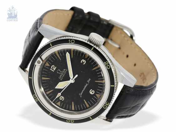 Watch: rare vintage Omega Seamaster 300 from 1962, reference 14755-62 - photo 1