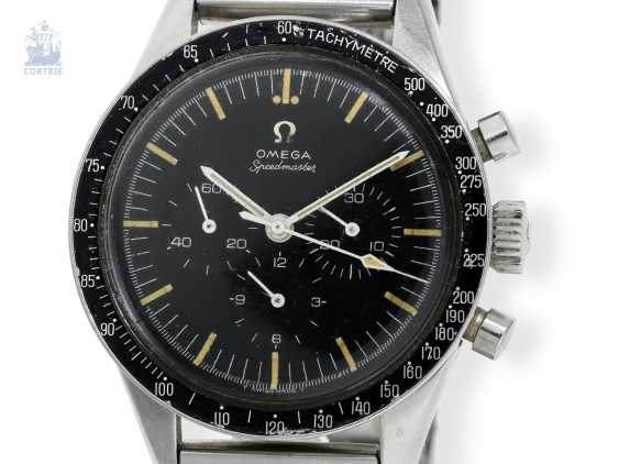"""Watch: Omega rare Speedmaster reference 105.003-63 """"Ed White"""" is 1. Hand Built In 1963 - photo 1"""
