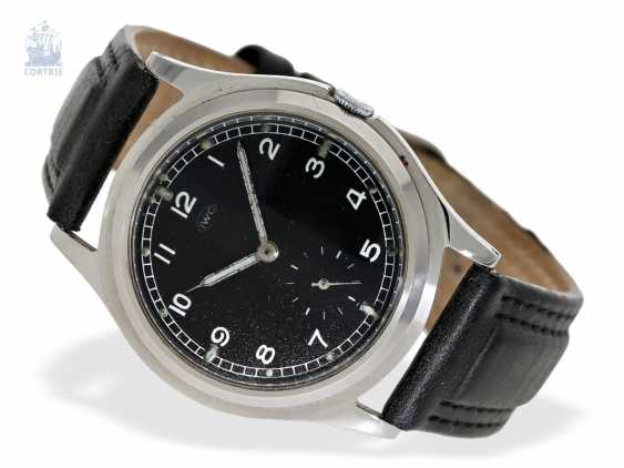 Watch: very rare and large early IWC pilot's watch of 1941 - photo 1