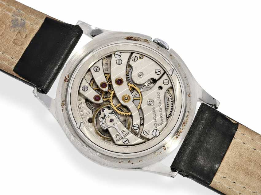 Watch: very rare and large early IWC pilot's watch of 1941 - photo 4